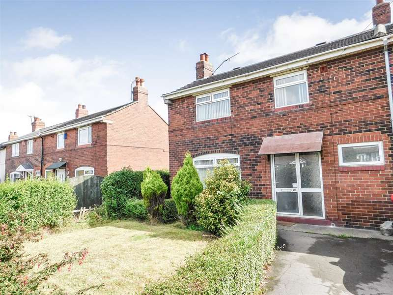 3 Bedrooms End Of Terrace House for sale in First Avenue, Rothwell