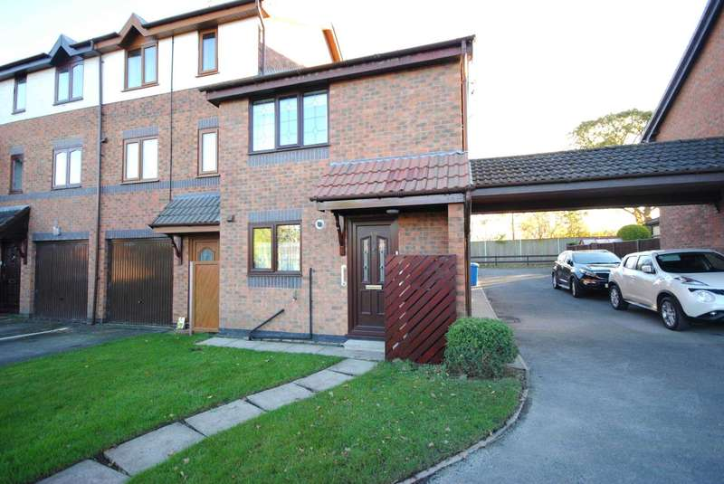 2 Bedrooms Mews House for sale in The Chimes, Kirkham