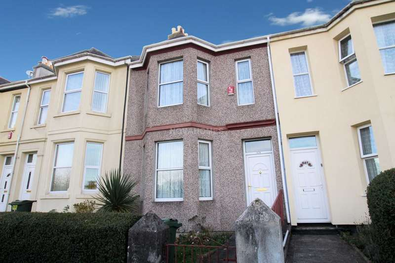 3 Bedrooms Terraced House for sale in Wolseley Road, St Budeaux, PL5 1JJ