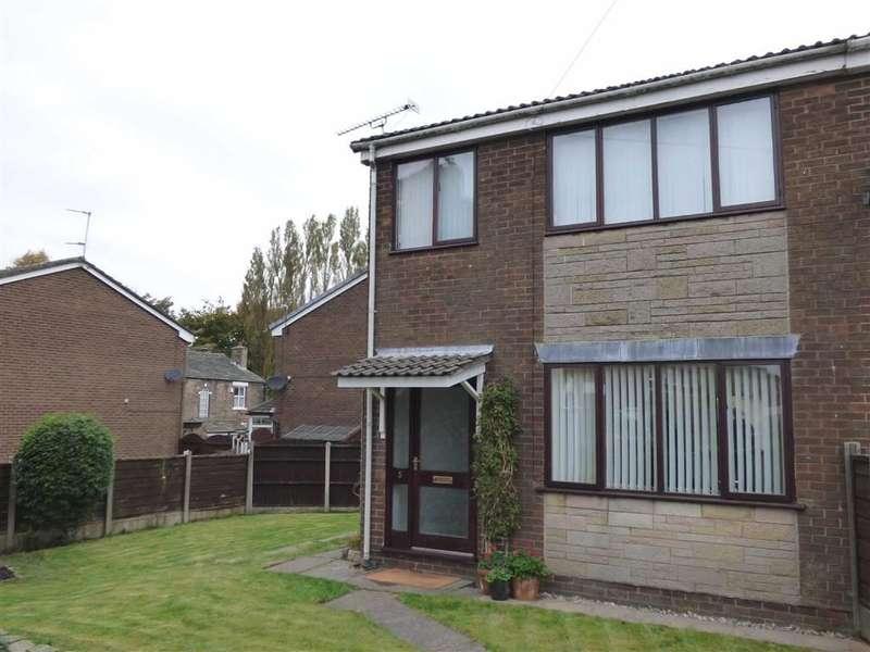 3 Bedrooms Property for sale in Faulkenhurst Mews, Chadderton, Oldham, OL1