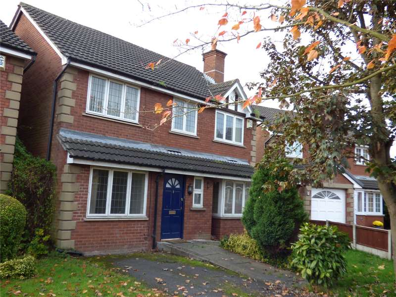 4 Bedrooms Detached House for sale in Norseman Close, Liverpool, Merseyside, L12