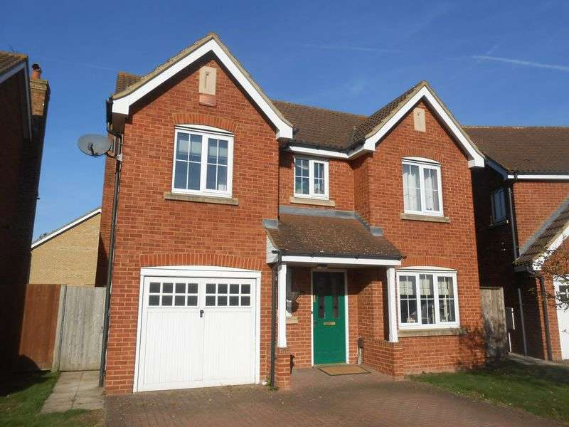 4 Bedrooms Detached House for sale in The Green, Darenth Village Park, Dartford