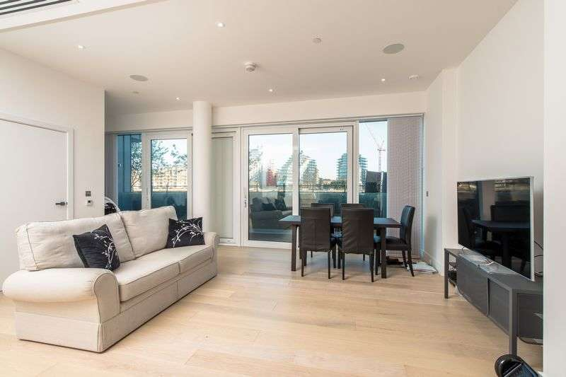 2 Bedrooms Flat for sale in Ravensbourne Apartments, Fulham