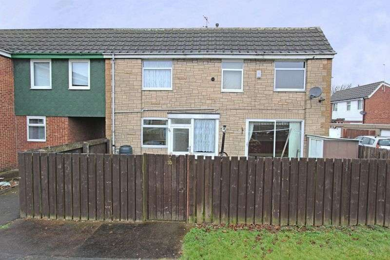 3 Bedrooms Semi Detached House for sale in Stanley Street, Hull