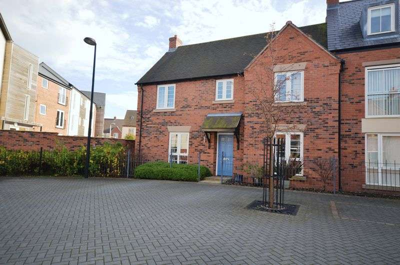 4 Bedrooms Terraced House for sale in Caxton Close, Telford