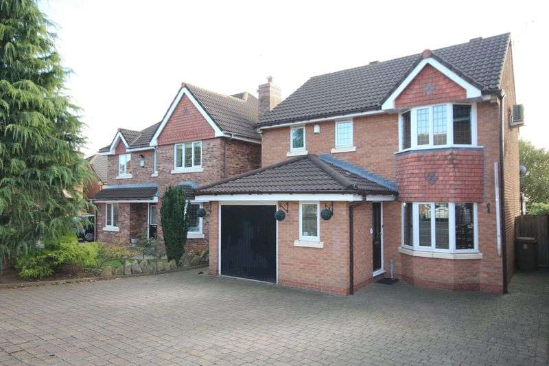 3 Bedrooms Detached House for sale in GALBRAITH WAY. Norden, Rochdale OL11 5WE