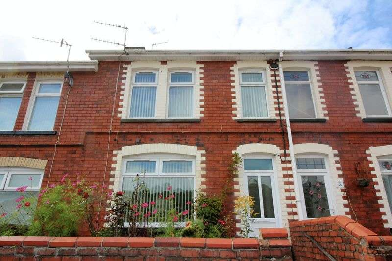 3 Bedrooms Terraced House for sale in Owendale Terrace, Pontypool