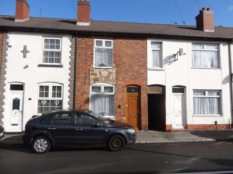 3 Bedrooms Terraced House for sale in Wolverhampton Street, Wednesbury