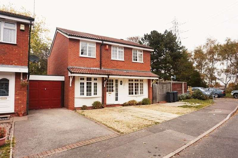 4 Bedrooms Detached House for sale in Sparrey Drive, Bournville, Birmingham