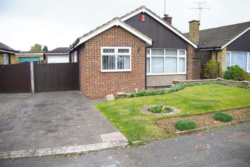 2 Bedrooms Detached Bungalow for sale in Burroway Road