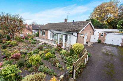 2 Bedrooms Bungalow for sale in The Point, Mapperley Park, Nottingham, Nottinghamshire