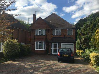 5 Bedrooms Detached House for sale in Elizabeth Road, Moseley, Birmingham, West Midlands