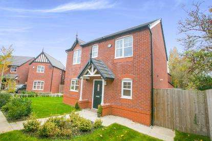 4 Bedrooms Detached House for sale in Lomax Gardens, Cheadle Hulme, Cheadle, Greater Manchester