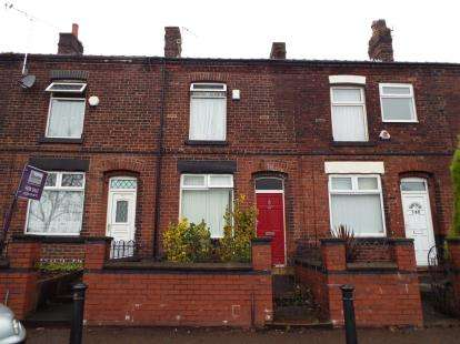 2 Bedrooms Terraced House for sale in Mornington Road, Heaton, Bolton, Greater Manchester, BL1