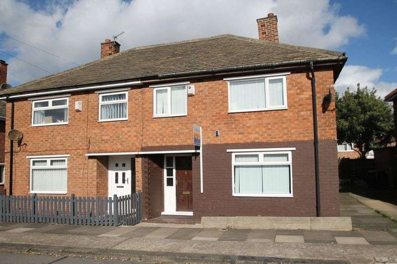 3 Bedrooms Semi Detached House for sale in Frampton Green, Park End