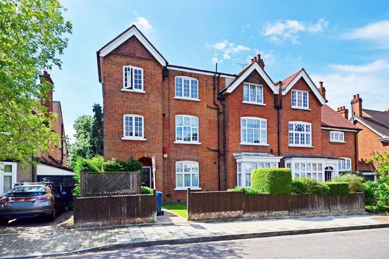 2 Bedrooms Flat for sale in Cecil Park, Pinner, HA5