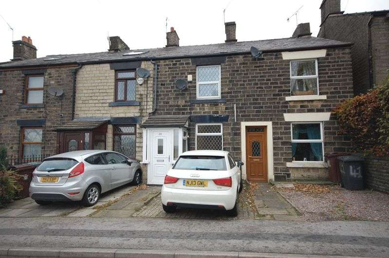 2 Bedrooms Terraced House for sale in Church Street, Tintwistle