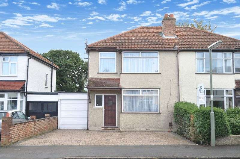 3 Bedrooms Semi Detached House for sale in Caenwood Road, Ashtead