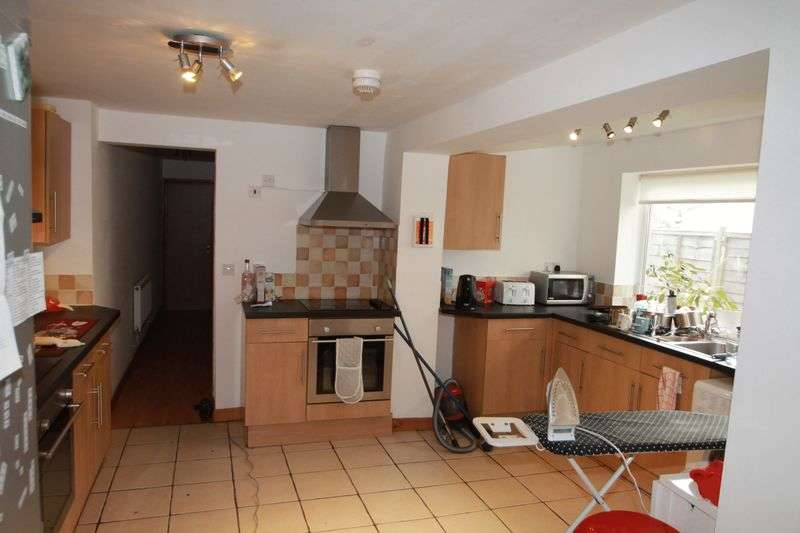 6 Bedrooms Terraced House for rent in Wyeverne Road, Cardiff