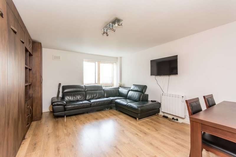 Studio Flat for sale in Erin Court, Willesden Green, NW2