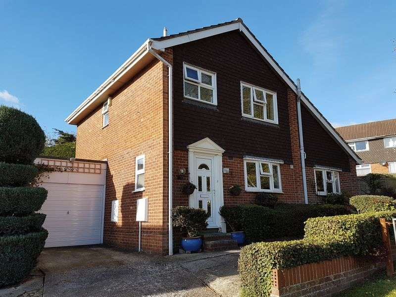 3 Bedrooms Detached House for sale in Forge Close, Bursledon