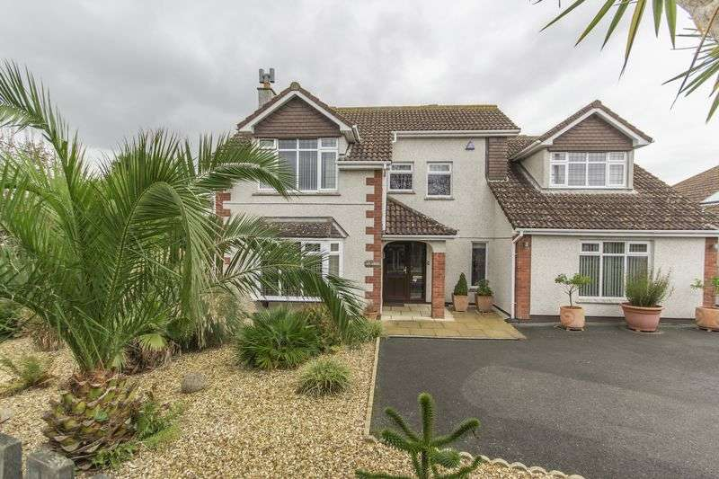 4 Bedrooms Detached House for sale in School Hill, Mevagissey