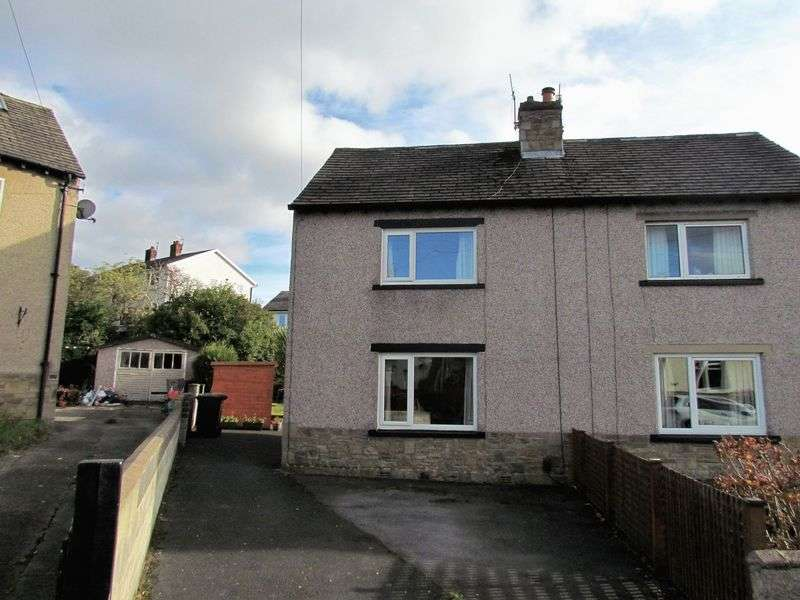 2 Bedrooms Semi Detached House for sale in Newark Road, Bingley