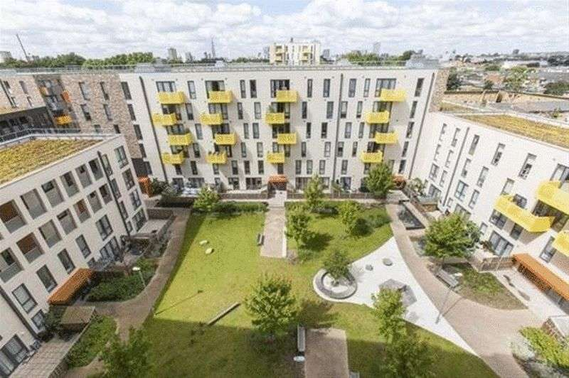 1 Bedroom Flat for sale in Vivo, Sculpture House, Stepney Green, London E1