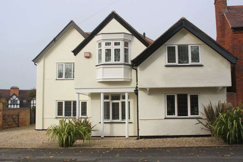 5 Bedrooms Detached House for sale in Main Street, Cropthorne