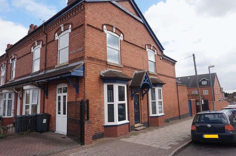 3 Bedrooms House for sale in Fallows Road, Sparkbrook - THREE BEDROOM END OF TERRACE HOME WITH TWO RECEPTION ROOMS IN PRIME LOCATION
