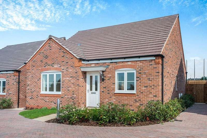 2 Bedrooms Detached Bungalow for sale in Withybed Lane, Inkberrow, Worcester, WR7