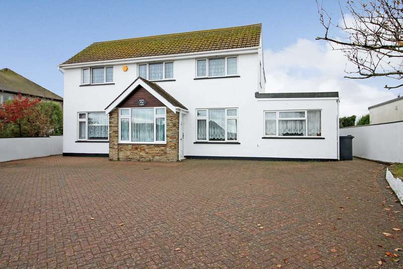 5 Bedrooms Detached House for sale in East Looe