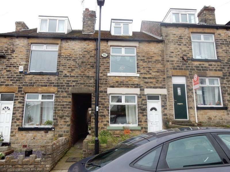 3 Bedrooms House for rent in Truswell Road, Crookes, S10