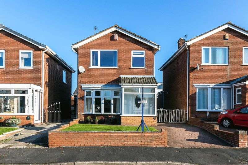 3 Bedrooms Detached House for sale in Maple Close, Billinge, WN5 7PZ