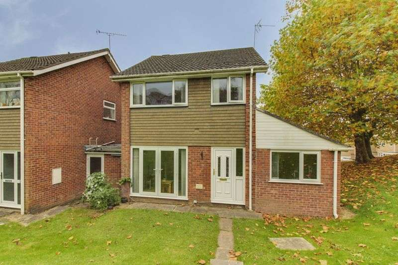 3 Bedrooms Detached House for sale in Walnut Drive, Newport