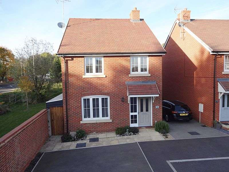 4 Bedrooms Detached House for sale in Upper Lawn, Ampthill