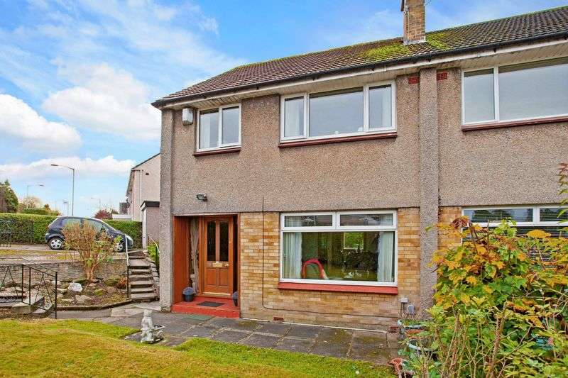 3 Bedrooms Semi Detached House for sale in Balmuildy Road, Glasgow