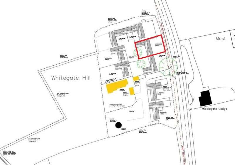 Property for sale in Whitegate Hill, Caistor