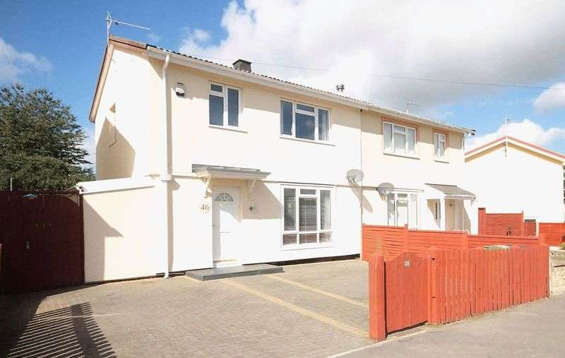 3 Bedrooms Semi Detached House for sale in Waynflete Road, Oxford