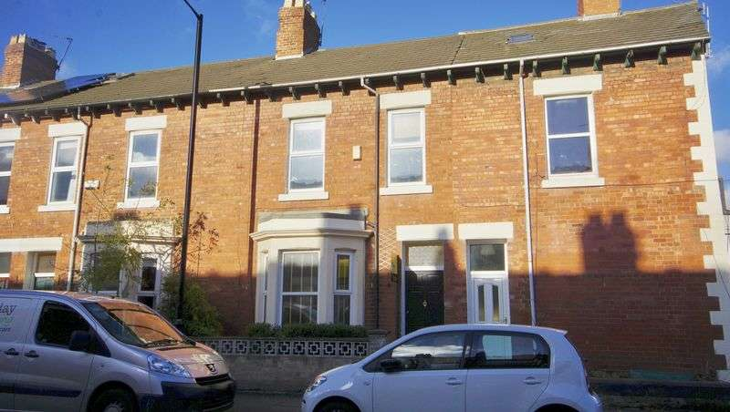3 Bedrooms Terraced House for sale in CARDIGAN TERRACE Heaton
