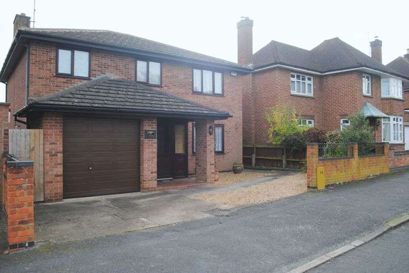 3 Bedrooms Detached House for sale in Park Avenue, Rushden