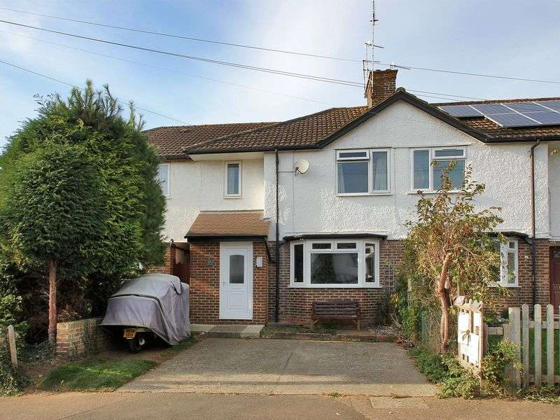 3 Bedrooms Terraced House for sale in Lyndhurst Road, Reigate, Surrey