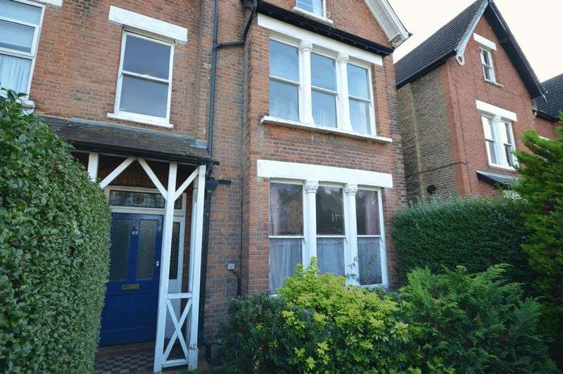 2 Bedrooms Flat for sale in Fassett road, Kingston upon Thames