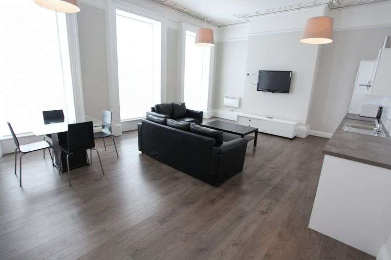 3 Bedrooms Flat for rent in Huskisson Street, L8 7LR (Available 2017-18 Academic Year)