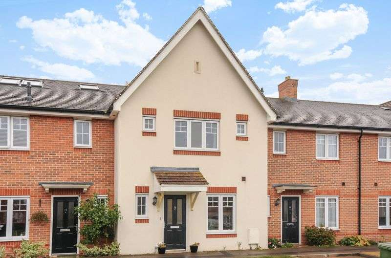 3 Bedrooms Terraced House for sale in Caldecott Chase, Abingdon