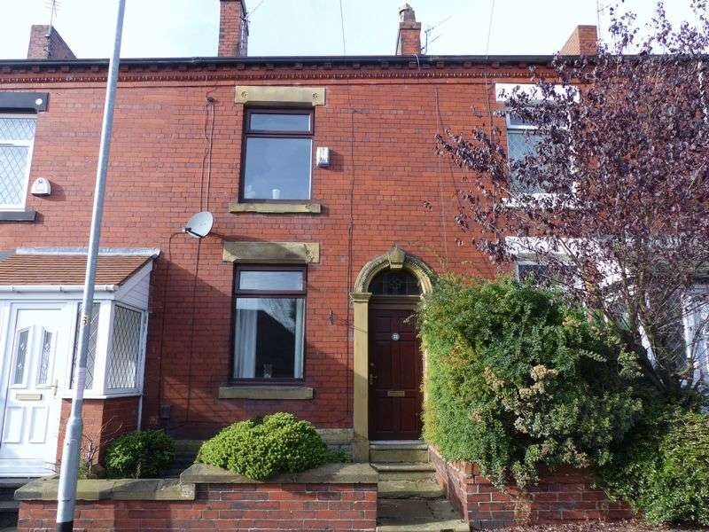 2 Bedrooms Terraced House for sale in Breeze Hill Road, Salem