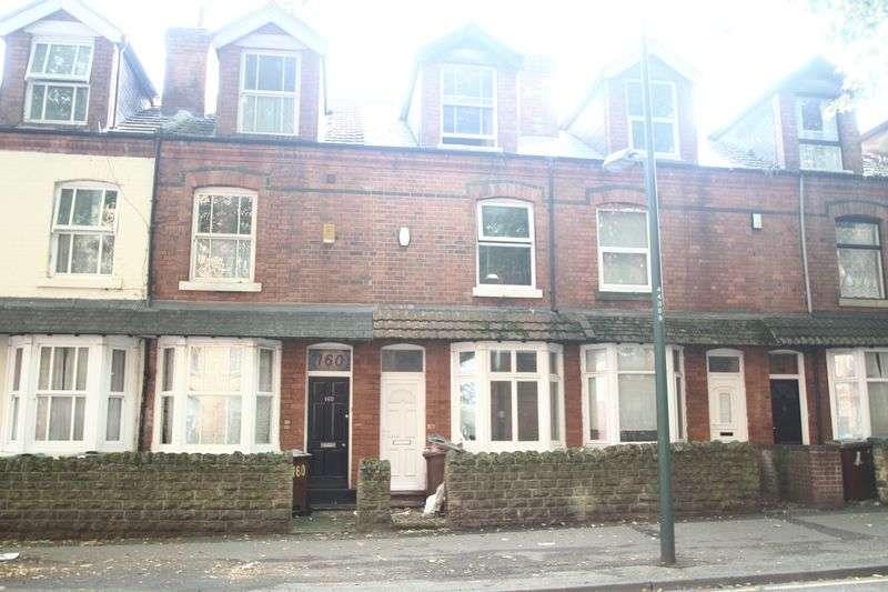 3 Bedrooms Terraced House for rent in 158 Radford Boulevard, Nottingham