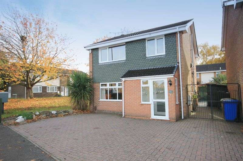 4 Bedrooms Detached House for sale in PARKWAY, CHELLASTON