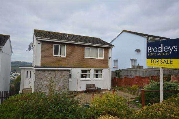 3 Bedrooms Detached House for sale in Exeter Road, Teignmouth, Devon