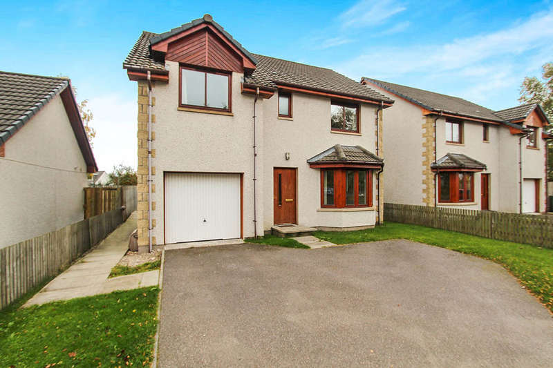 4 Bedrooms Semi Detached House for sale in Ordale Great North Road, Muir Of Ord, IV6